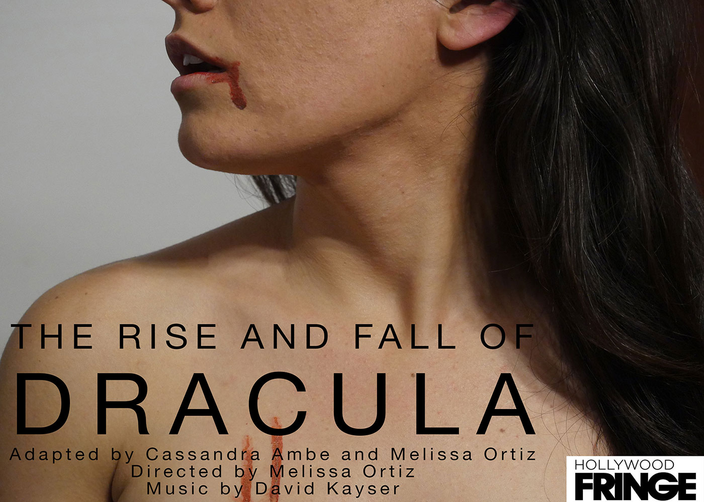 Cover art for The Rise and Fall of Dracula